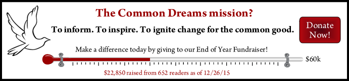 Common Dreams needs you today!