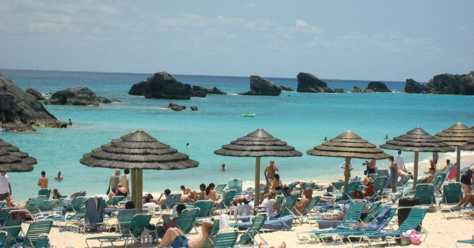 In 2012, U.S. companies reported $80 billion of profits in the tax haven of Bermuda.  (Photo: /flickr/cc)