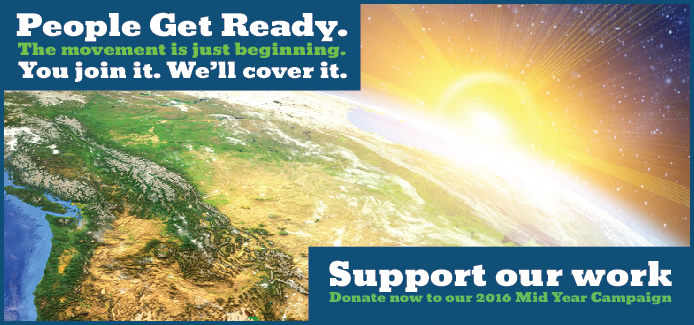 People Get Ready - Donate now!