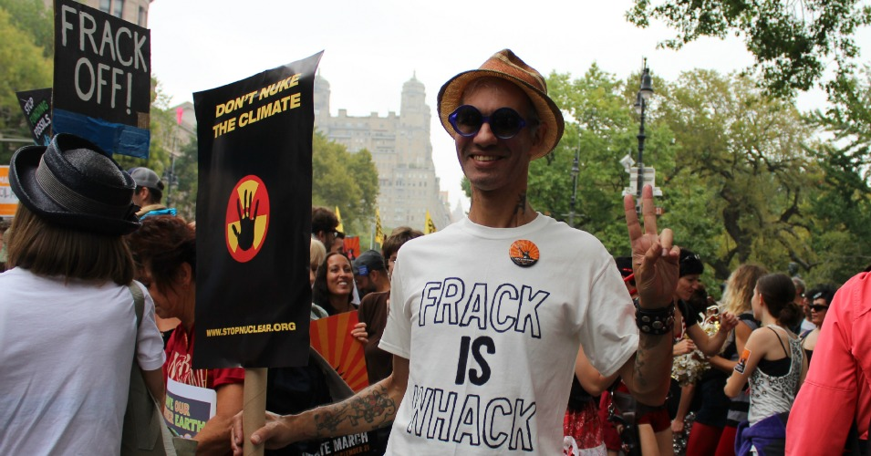 """Frack is Whack"" (Common Dreams: CC BY-SA 3.0 US)"