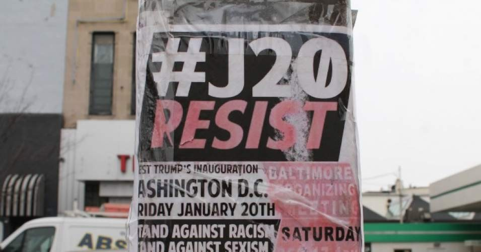 Prosecutors Drop All Remaining Charges Against Trump Inauguration Protesters After 'Epic Failure' to Prove Wrongdoing