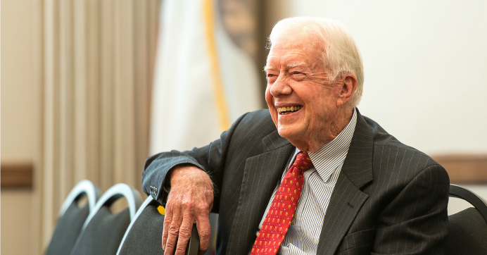 Jimmy Carter Latest Ex-Democratic Leader to Back Single Payer. When Will Current Ones?