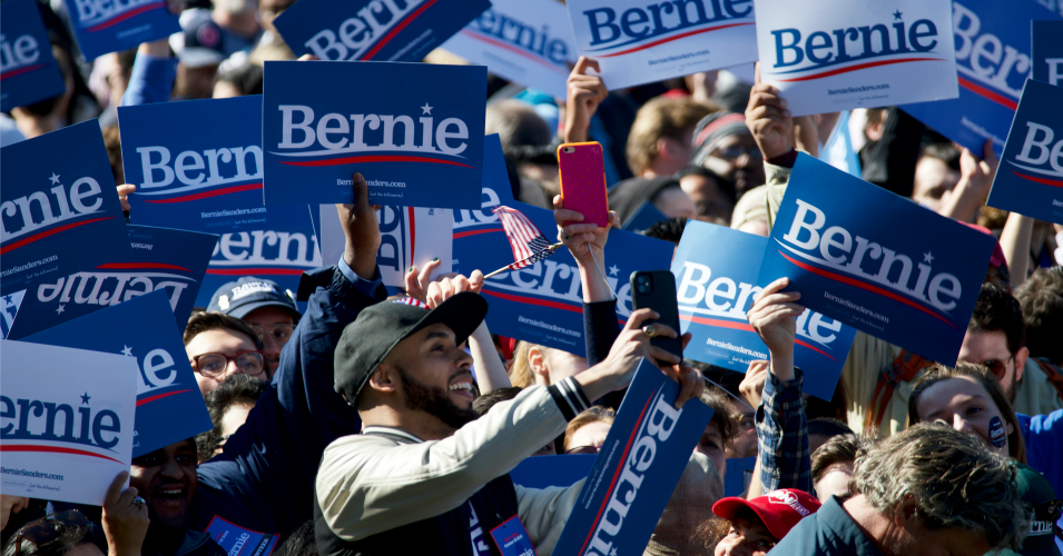 Rising Number of Democrats Say Sanders Most Likely to Beat Trump as Senator Surpasses Biden in Black Voter Support
