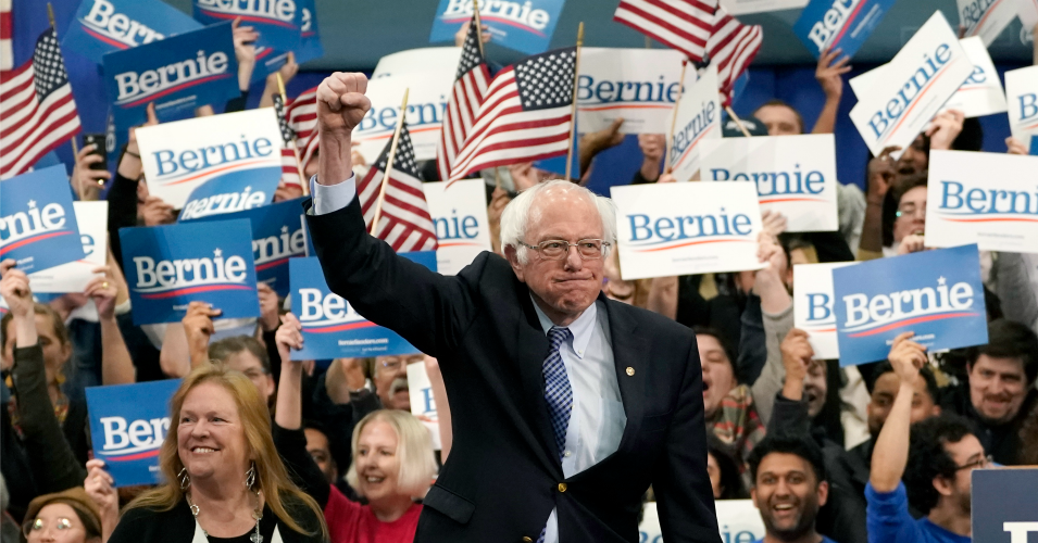 Doubling Support Since October, Bernie Sanders Takes Lead in 2020 Texas Primary Poll