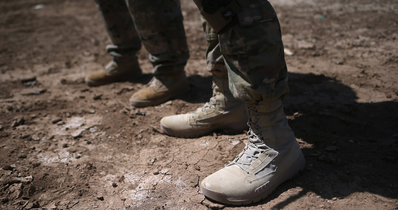 As More American Boots Hit The Ground In Syria U S