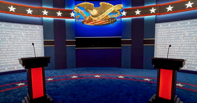 Watch Clinton and Trump Face Off in First 2016
