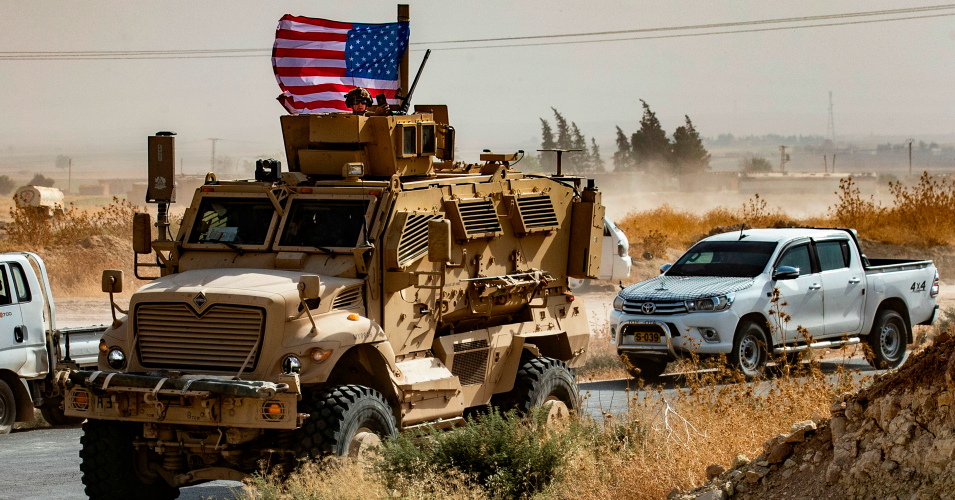 As Trump Tweets He Is 'Bringing Soldiers Home,' Pentagon Chief Says US Forces Leaving Syria Are Shifting to Iraq