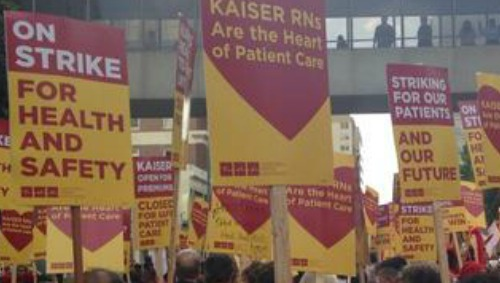 With Day of Action, Hundred Thousand Nurses Declare: 'Our ...