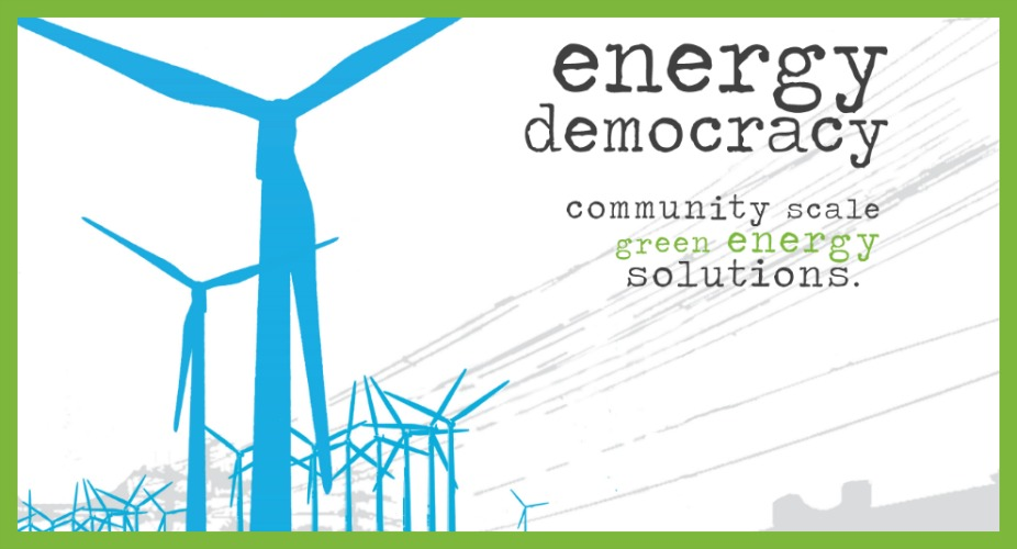 Renewables Not Enough: World Needs Democratic, Decentralized Energy, says ReportNever Miss a Beat.