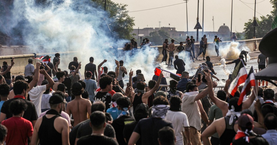 Human Rights Defenders Condemn Iraqi Government After Security Forces Kill at Least 44 People in Anti-Corruption Protests