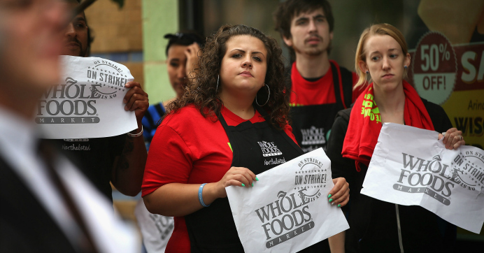 Whole Foods Hourly Pay Chicago