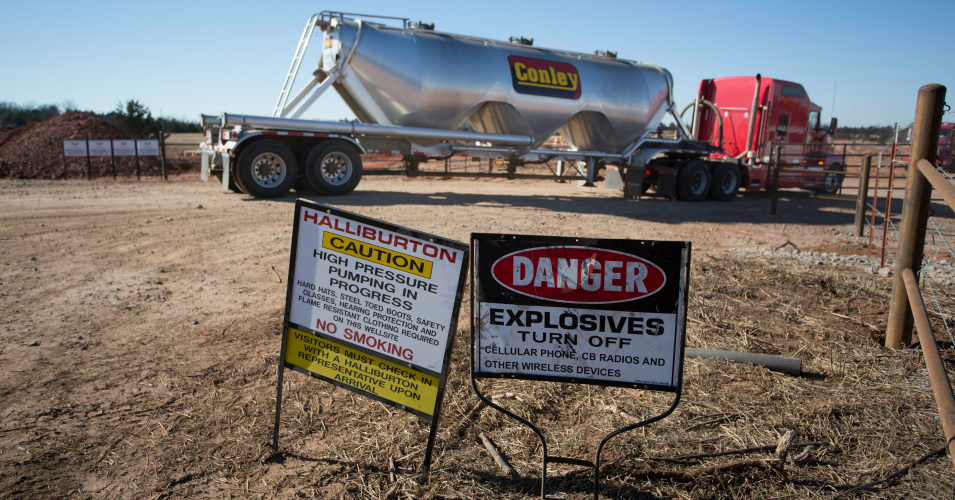 Even If All US Drilling and Fracking Halts Today, Warns New Report, 'Flood of Toxic Waste Streams' Will Grow for Decades