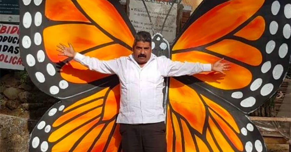 Outpouring of Grief After Missing Mexican Monarch Butterfly Defender Homero Gómez González Found Dead