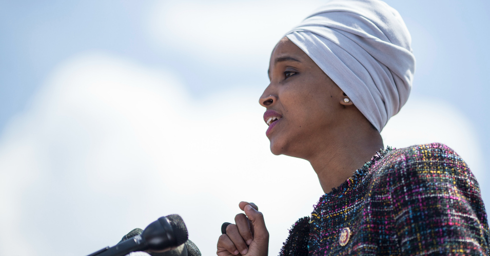 'War Is Hell': As Survivor of Conflict, Rep. Ilhan Omar ...