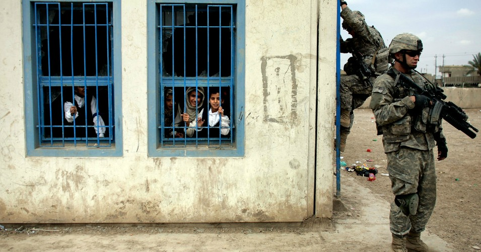 Baby Teeth Of Iraqi Children Tell Troubling Tale Of War S