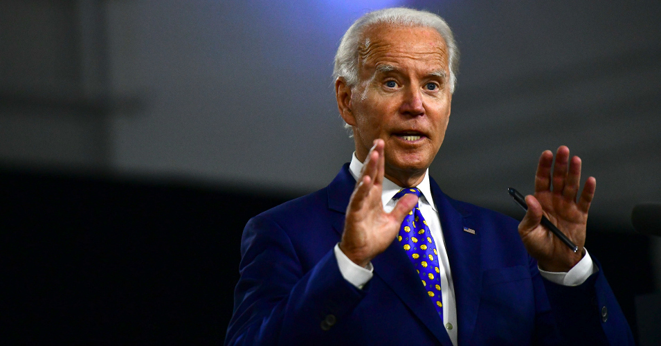 Vowing to Defend Retirees, Biden Denounces 'New, Reckless War on Social Security' by Trump