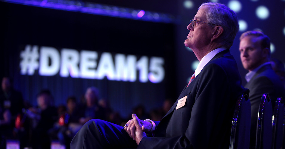 After Life of Incalculable Harm, Billionaire Climate Denialist and Right-Wing Villain David Koch Dead at 79