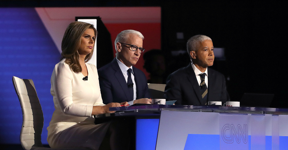 'An Absolute Joke': Debate Moderators Condemned for Asking About Ellen and George Bush After Completely Ignoring Climate Crisis