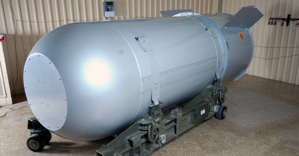 US Nuclear Weapons Complex Leaves 'Legacy of Death on ...