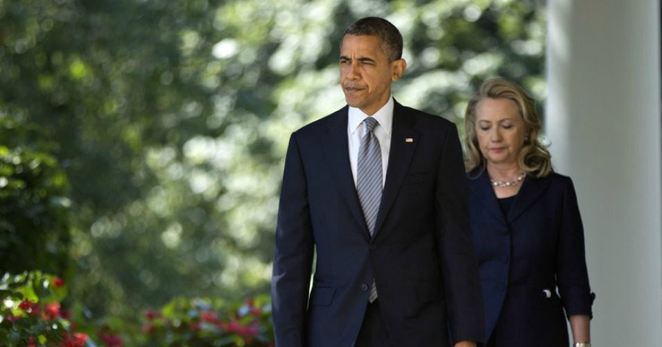 """Libya: Obama Admits Clinton's """"Greatest Moment"""" Was His ..."""