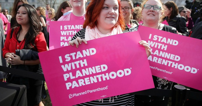 Anti-Abortion Activists Charged Over Infamous Planned Parenthood Videos