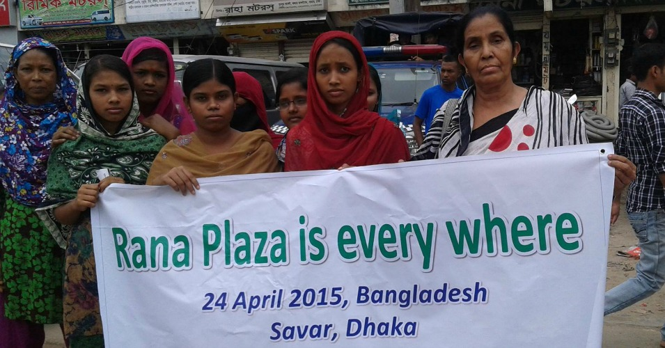 The rise of the Bangladesh garment industry: globalization, women workers, and voice.
