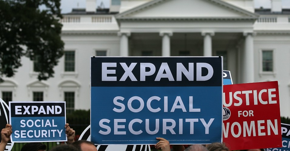 Millionaires Stop Paying Into Social Security for the Year Tomorrow, Highlighting Need to Scrap Payroll Tax Cap