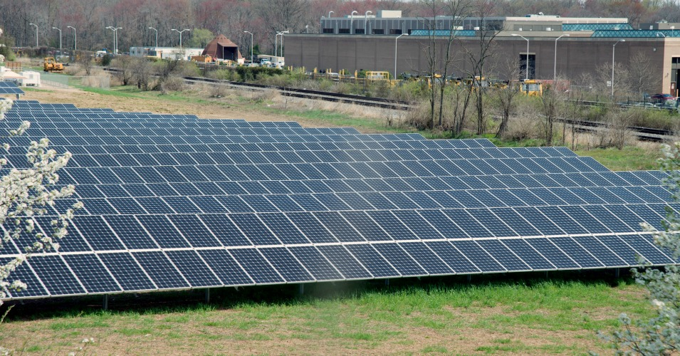 In Win Win For People And Climate Obama Announces Solar