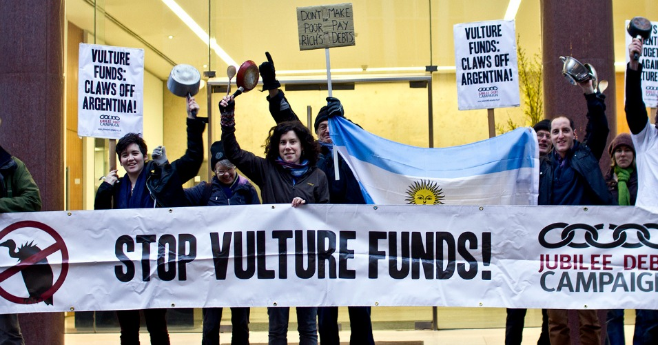 Argentina in Default as 'Vulture Funds' Demand 'Predatory Payment'