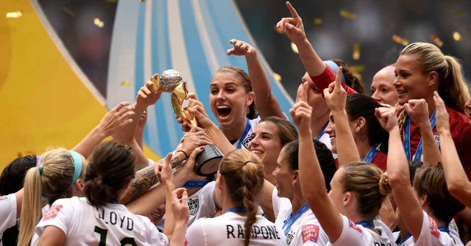 In Show of Solidarity, US Men's Soccer Team Slams Officials for 'Systematic' Pay Discrimination Against USWNT