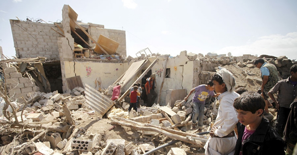 """""""Indifferent to Yemen's Misery,"""" Senate Approves Massive Saudi Arms Deal"""