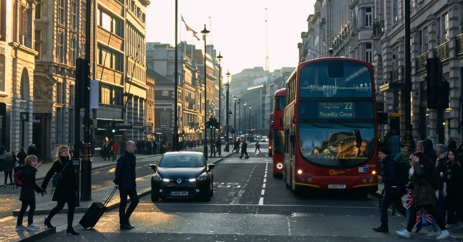 """In Just Six Months, London's """"Brave"""" Vehicle Emissions Rule Slashed"""