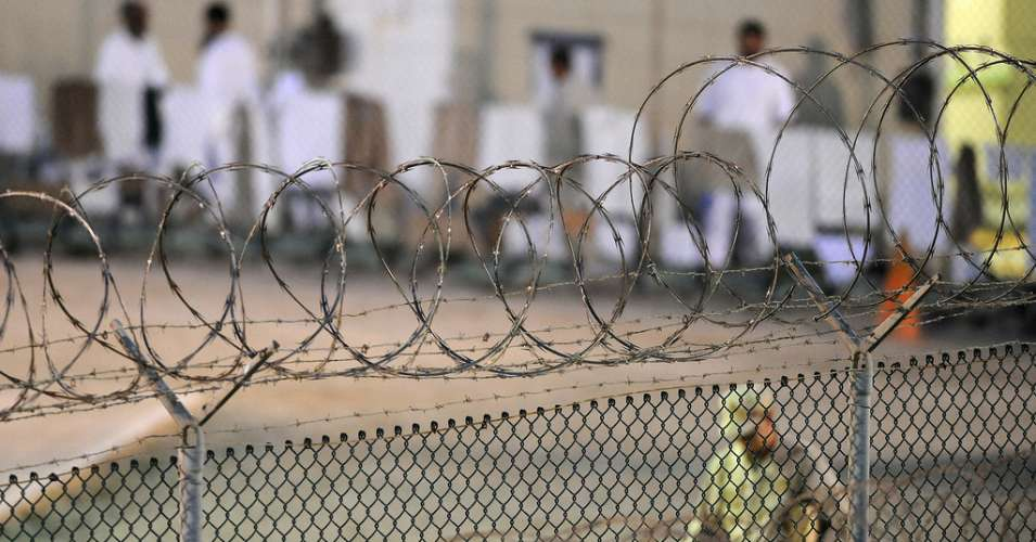 Plans for Wheelchair-Accessible Cells at Gitmo Paint 'Chilling Picture' of Detainees Held Without Trial For Rest of Their Lives