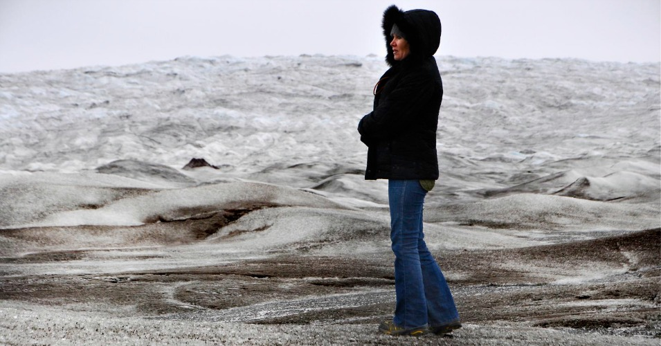 In First-of-Its-Kind Survey, Greenlanders Report Fear and Anxiety