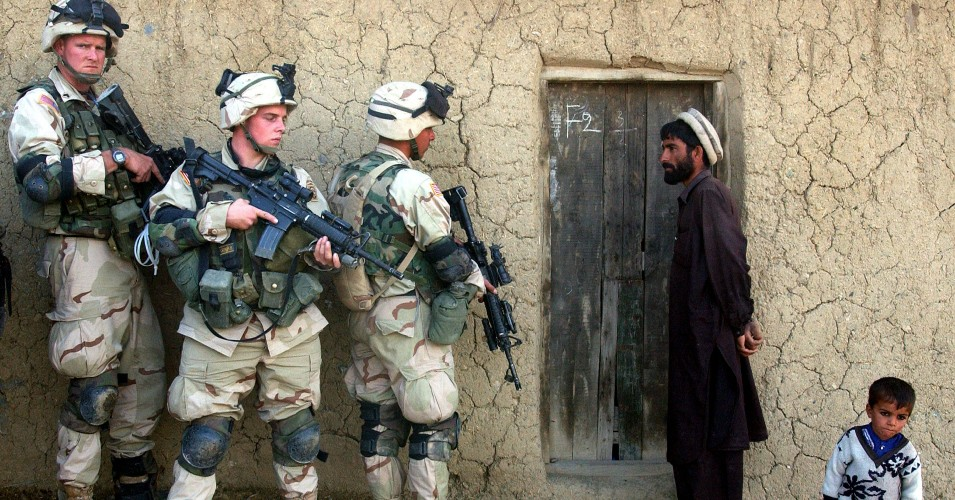 Majorities of Both US Veterans and Public Believe Wars in Iraq and Afghanistan 'Not Worth Fighting'