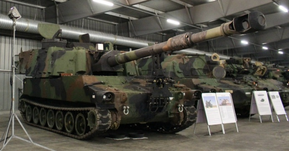 Amid Finger Pointing At Russia Us Brings Tanks Back To