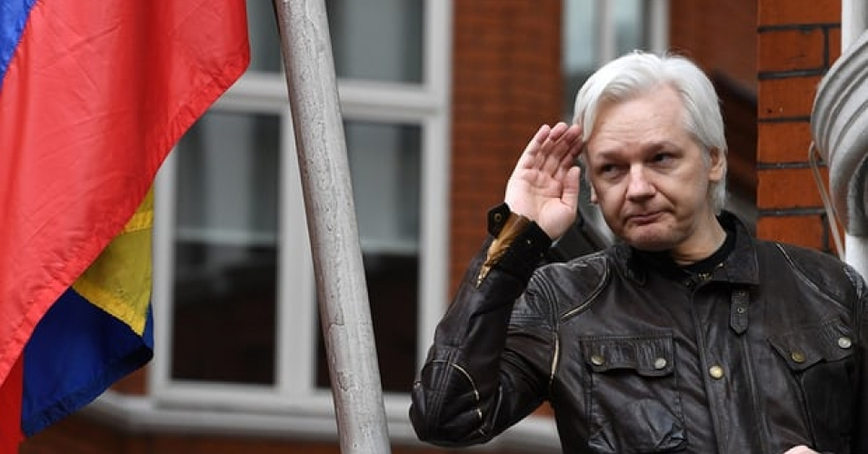Assange Attempts to Unmask US Extradition Effort With Legal Challenge Against Trump Administration