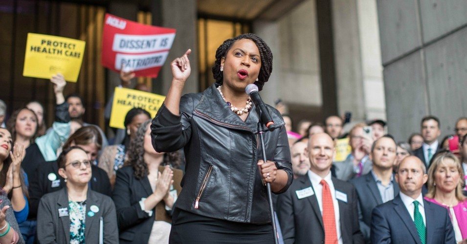 Congresswoman Ayanna Pressley to Introduce Resolution Calling for