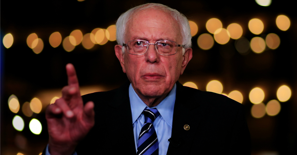 'Out of Touch' Pro-Israel Group Criticized for Ads Hitting Bernie
