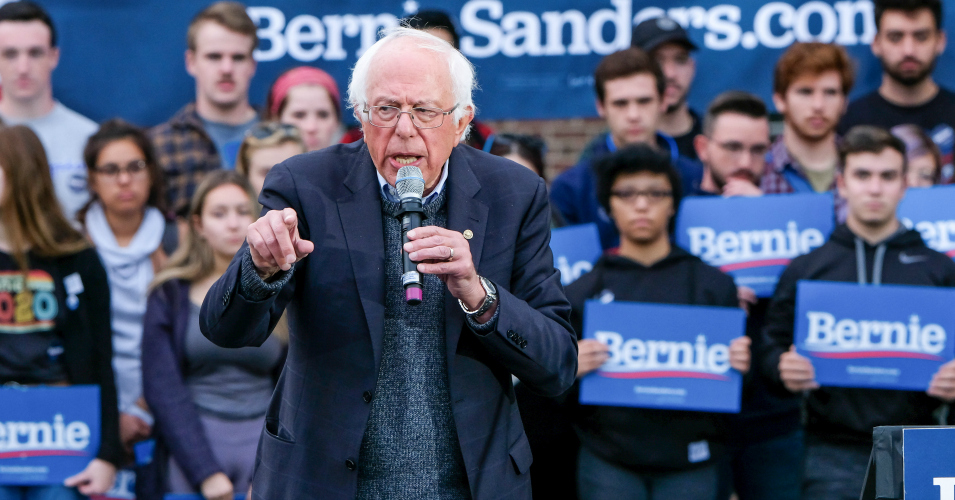 Bernie Sanders 'In Good Spirits' After Successful Heart Surgery to