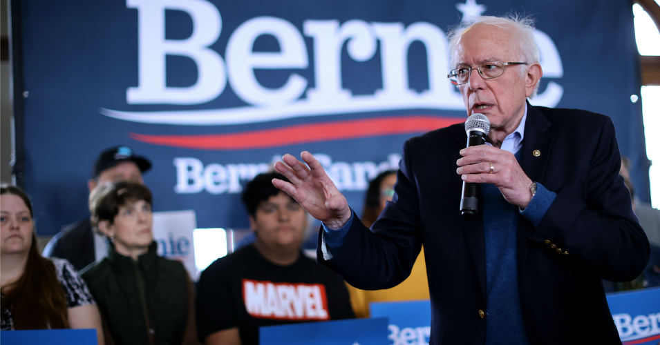 Leading By 9 in New Iowa Poll, Sanders Says His Campaign Is 'Worst Nightmare' of Trump and Billionaire Class