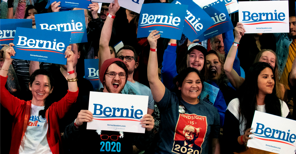 'When the 99% Stand Together, We Can Transform Society': More Than 11,000 Rally for Sanders in Colorado