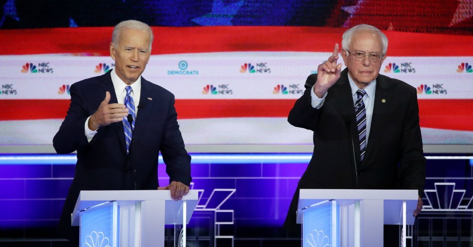 Analysis of Primetime MSNBC Programs Finds Sanders Received 'Least'