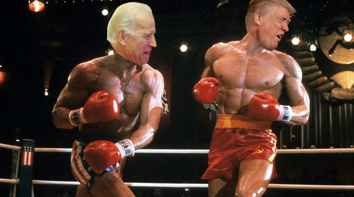 Latest Biden And Trump Exchange Exposes Bipartisan Commitment To Toxic Masculinity Common Dreams News