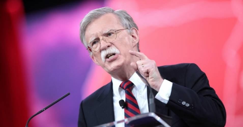 'Bolton Gonna Bolton': Trump's National Security Adviser Pushing to