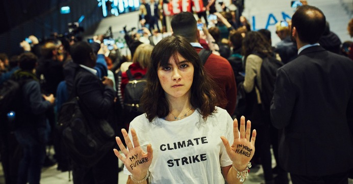 COP24 Organizers Accused of Censoring Climate Campaigners While Letting Pro-Fossil Fuel Message Flourish