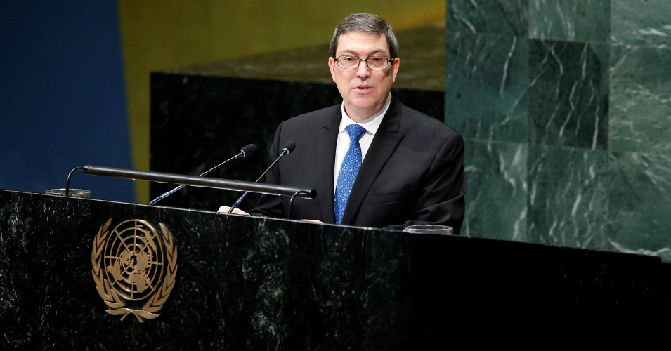 UN Votes 187-3 to Condemn US Embargo Against Cuba, With Israel and