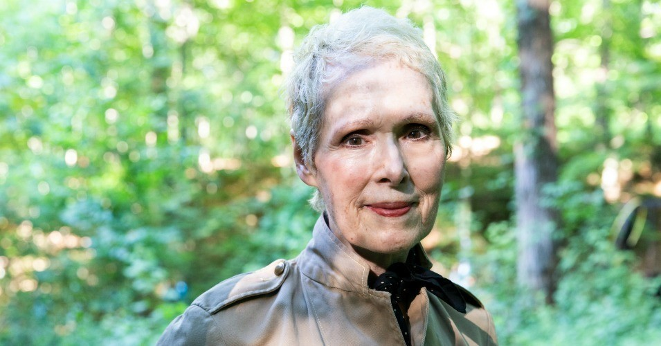 Author and advice columnist E. Jean Carroll celebrated a New York judge's decision on Thursday to allow her case against President Donald Trump to move forward. Last year, Carroll accused Trump of raping her in the 1990s. (Photo: Eva Deitch for The Washington Post via Getty Images)