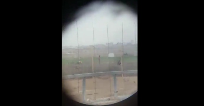 'Horrifying' Video Shows Israeli Soldiers Shouting With Joy After