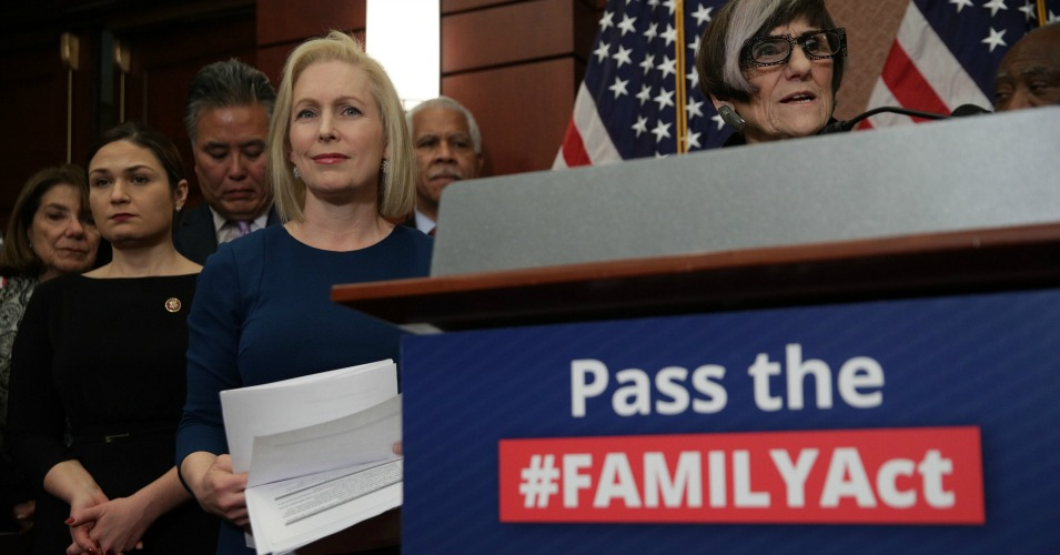 Voters 'Overwhelmingly Support' Robust Paid Family Leave Proposal